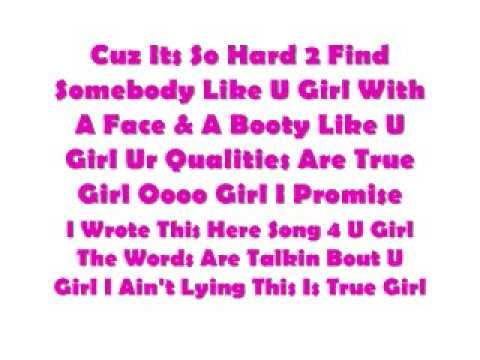 Chris Brown- Gotta Be Your Man (Lyrics On Screen)