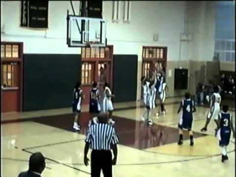 Charles City Lady Panthers at Appomattox Regional Governor School 2006-07