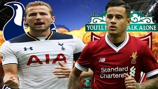 Tottenham vs Liverpool FIFA 18 Sim! - CFS TOO MUCH For Spurs?