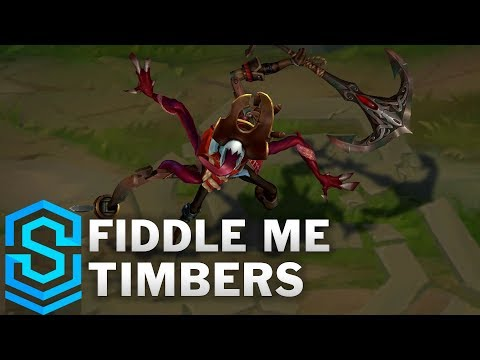 Fiddle Me Timbers (2020) Skin Spotlight - League of Legends