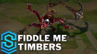 Fiddle Me Timbers (2020) Skin Spotlight - League of Legends