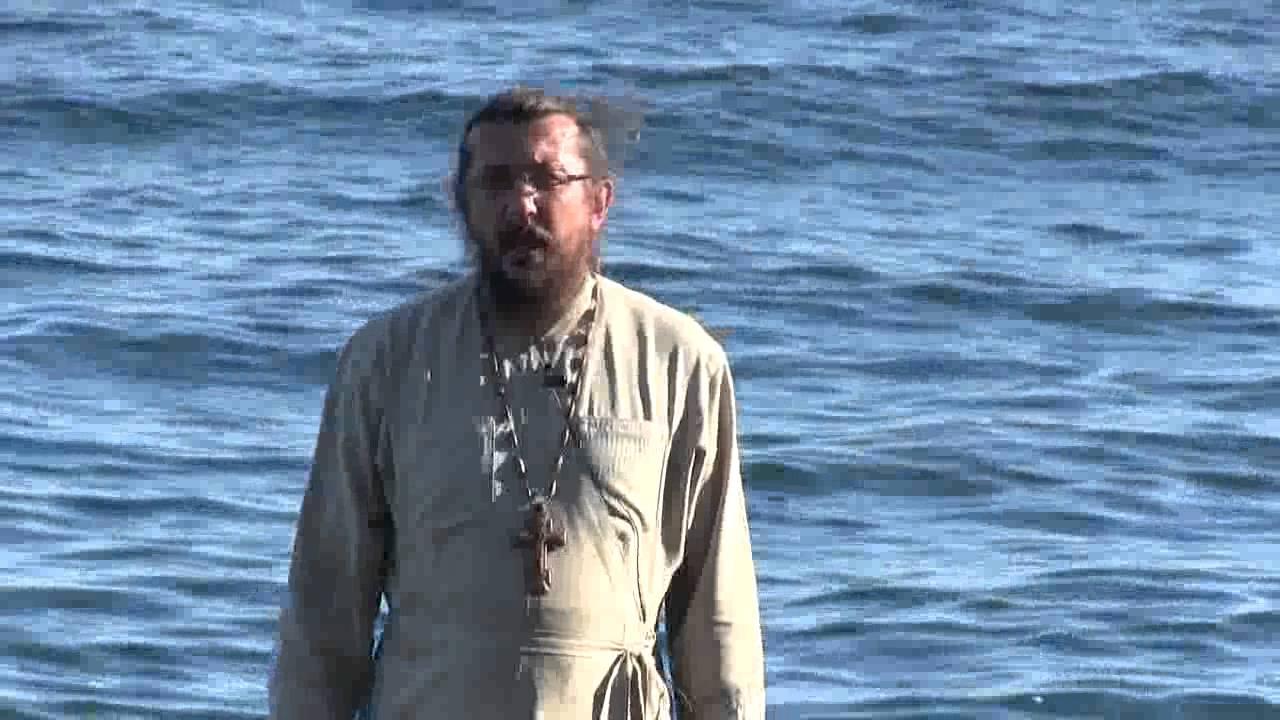 Что делать,если сломался нательный крест. Священник Игорь Сильченков