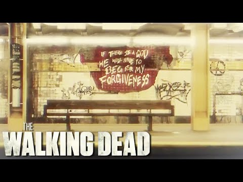 "The Walking Dead Final Season ""Forgiveness"" Teaser"