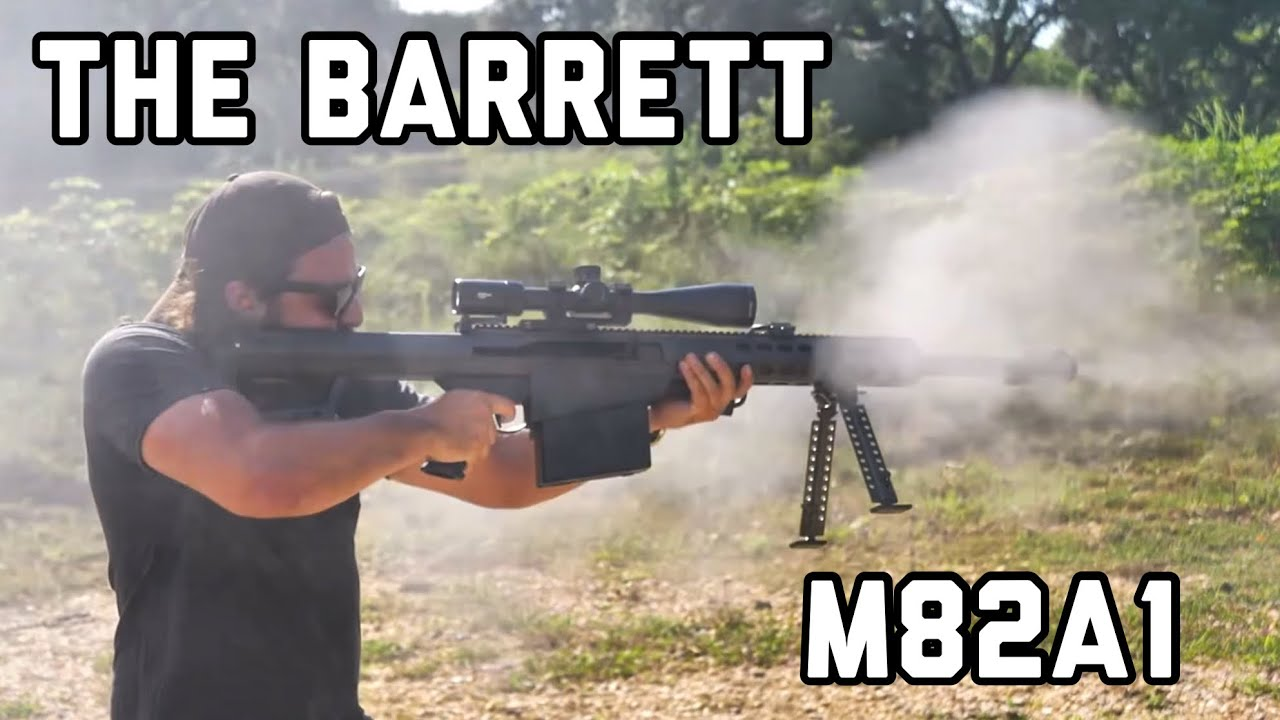 Download The Barrett M82A1