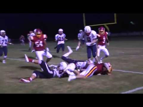 Voorhees vs Governor Livingston High School Football Highlights