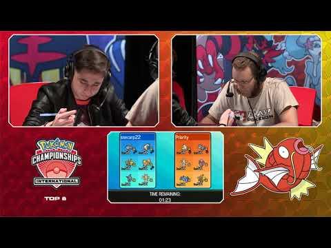 2017 Pokémon North American International Championships: VG Masters Top 8, Match B