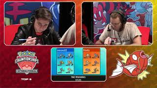 2017 Pokémon North American International Championships: VG Masters Top 8, Match B