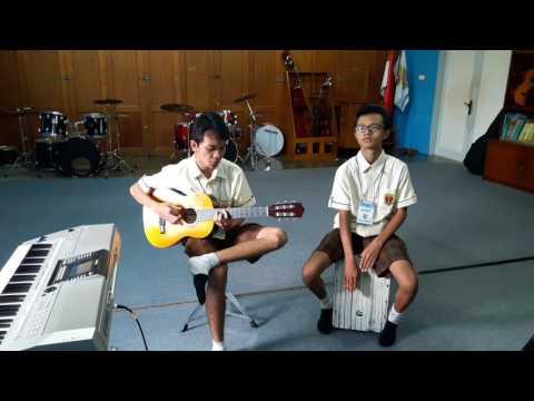 Uji Praktek Musik SMP Charitas Jakarta 2017