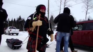 Fin de l'étape de l'hiver 2012