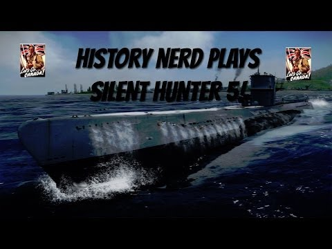 Let's Play: Silent Hunter 5 Part 2 [Raid on Scapa Flow]