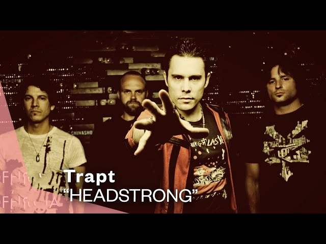 Trapt - Headstrong (Official Music Video) | Warner Vault