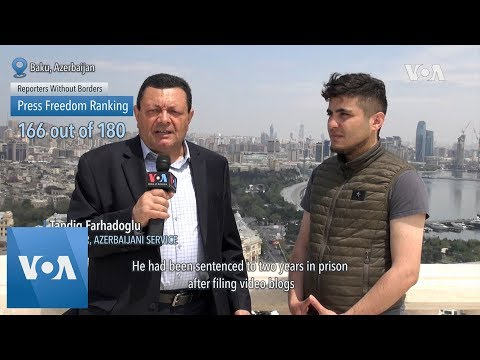 World Press Freedom Day: VOA Journalists on Why A Free Press Matters