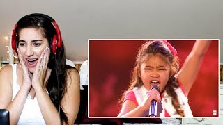angelica hale 9 year old americas got talent 2017 reaction