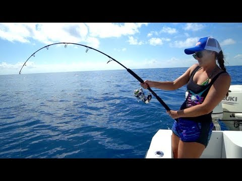 DESTROYED By DEEP SEA GIANTS!! (Key West, Florida Fishing)