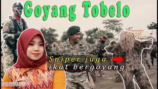 Goyang Tobelo TNI (Salam Kompak)