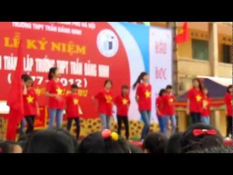 FM Kỉ niệm 35 năm thành lập trường THPT Trần Đăng Ninh