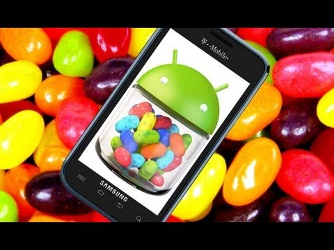 How To Install Android 4.2 JellyBean On Samsung Vibrant (T-mobile Galaxy S)