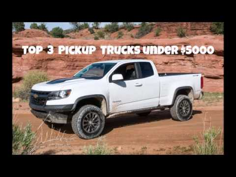 Best Used Trucks Under 5000 >> Best Pickup Trucks Under 5000 Youtube