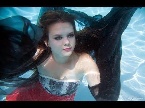 Thank You for 1,000,000 Views: Sierra Baldwin Underwater II