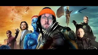 X-Men Days Of Future Past - Bum Reviews