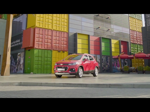 Chevrolet Trax in 60 Seconds