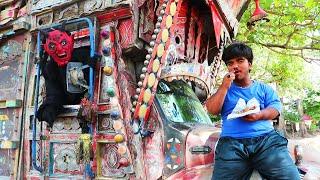 Chotu Raja and Shaitan Truck Wala aik new Kahani