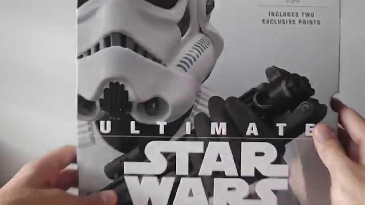 Ultimate Star Wars Livre