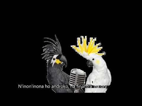 Barijaona - Ny hirahirako - Cover by Rivo