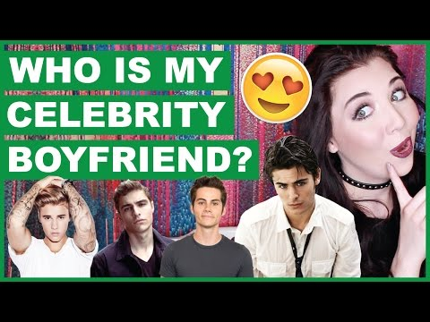 Who Is My Celebrity Boyfriend? | Quiz