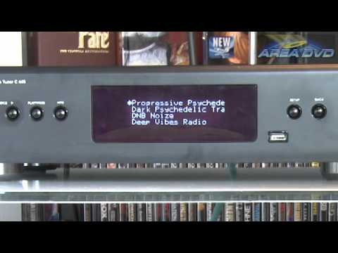 Review NAD C446 Digital Media Tuner - Streaming Client mit W
