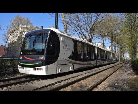 Lille tramway