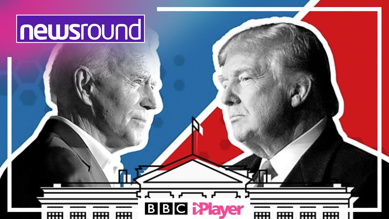 5 things you need to know about the US Election 2020   Newsround