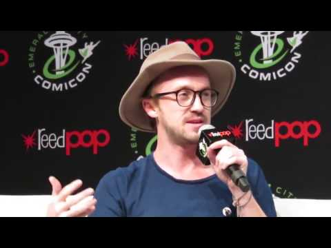 TOM FELTON (Harry Potter, The Flash) - Emerald City Comic Con 2017 - ECCC FULL Panel
