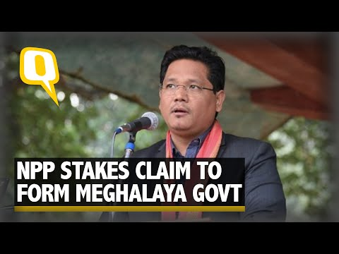 NPP Stakes Claim to Form Government in Meghalaya