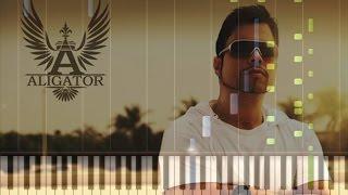 Dj Aligator - Outro Piano Cover [Synthesia Piano Tutorial]