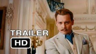 Mortdecai Official Teaser Trailer #1 (2015)HD