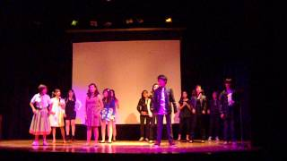 The Grease Megamix Choreography USFQ 2013