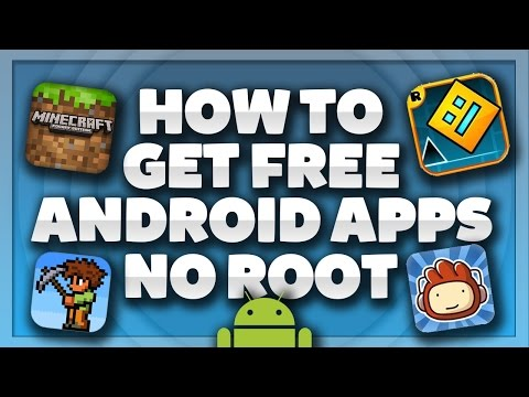paid android apps for free without rooting