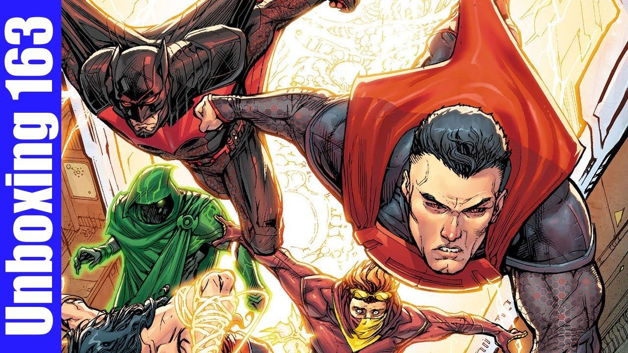 Justice League 3000 1 Batman 26