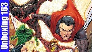 Justice League 3000 #1, Batman #26, Superman Wonder Woman #3, more! Unboxing Wednesdays 163