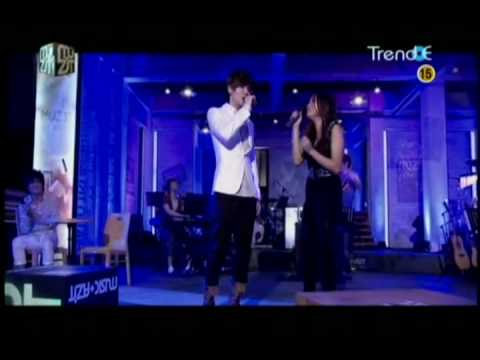 20100731 The Muzit Ep. 01 K.Will & Charice - Endless Love