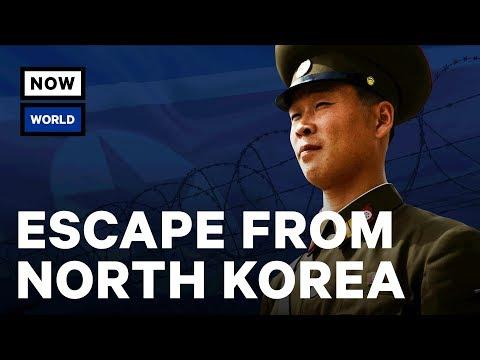 How To Escape North Korea | NowThis World