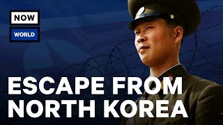 How To Escape North Korea | NowThis World