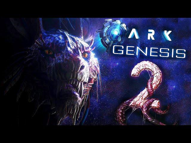 ARK: Genesis 2 👾 Map erkunden, neue Dinos, Tech Ausrüstung [Deutsch | Twitch Wiederholung]