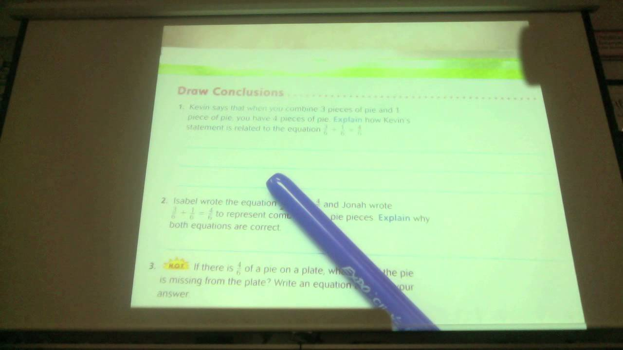 medium resolution of Mrs. Harris' 4th Grade » Go Math