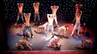 Шоу-балет APSARA. Танец ОРГАЗМ. 5'th Erotic Dance Fest