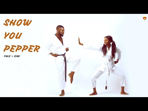 Falz, SIMI - Show You Pepper (Official Audio)