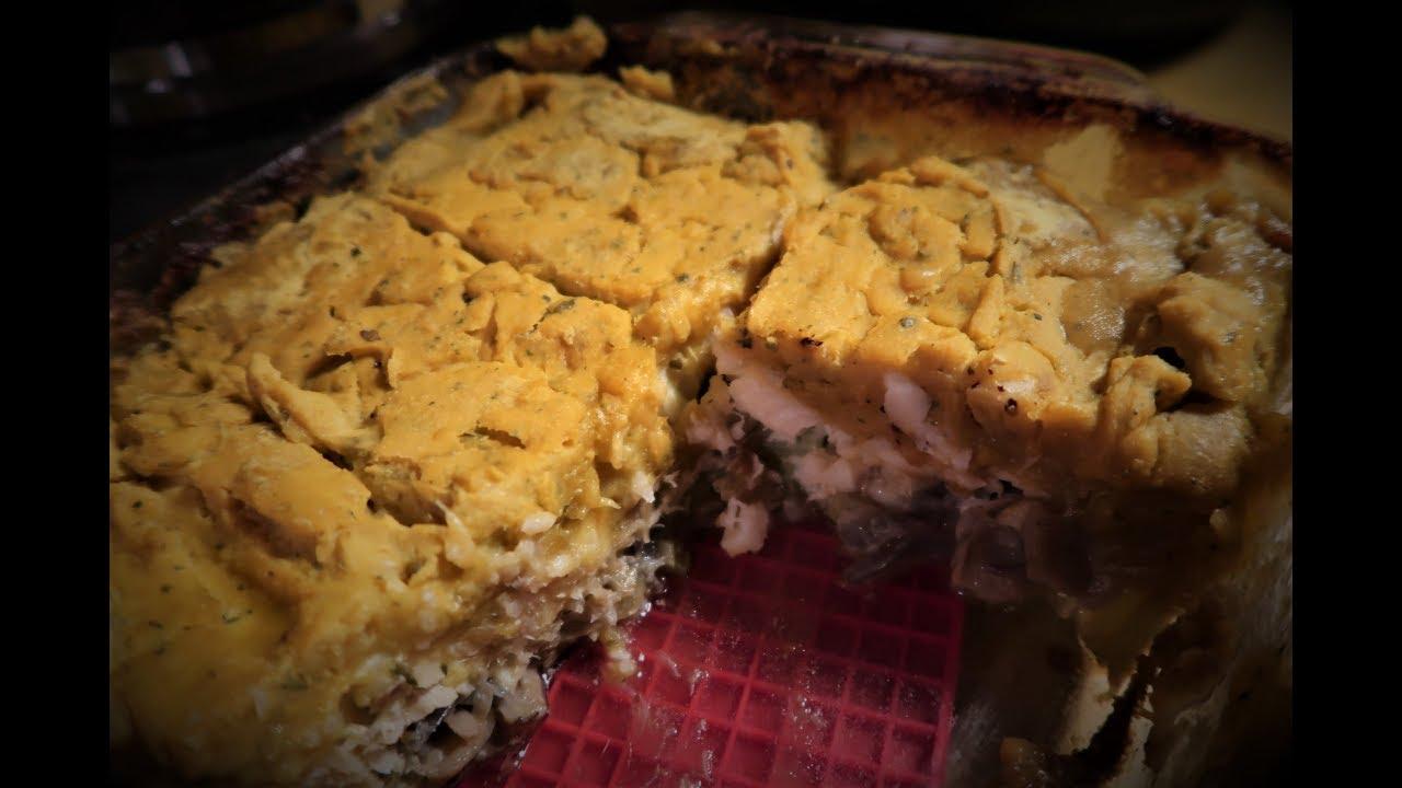 AIP MINCED! Butternut Crust Fish Pie