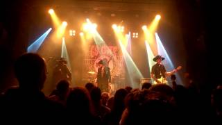 69 cats - Black no.1 (little miss scare -all) 19.8.2015 Tavastia