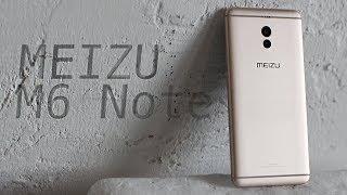 Meizu M6 Note ПОЛНЫЙ ОБЗОР/ Лучший смартфон 2017 года?